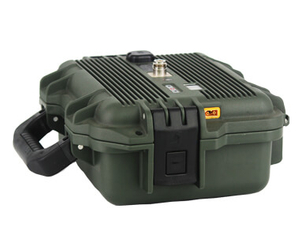 Portable Tactical MANET Radio Repeater