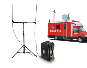 4G LTE Portable Emergency Command System