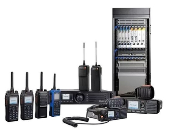 Development of police digital trunking wireless communication system